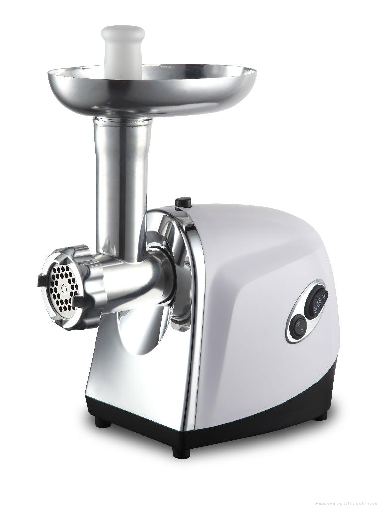 Max 1500W Multifunctional Meat Grinder, Tomato Juicer. Vegetable Cutter 1