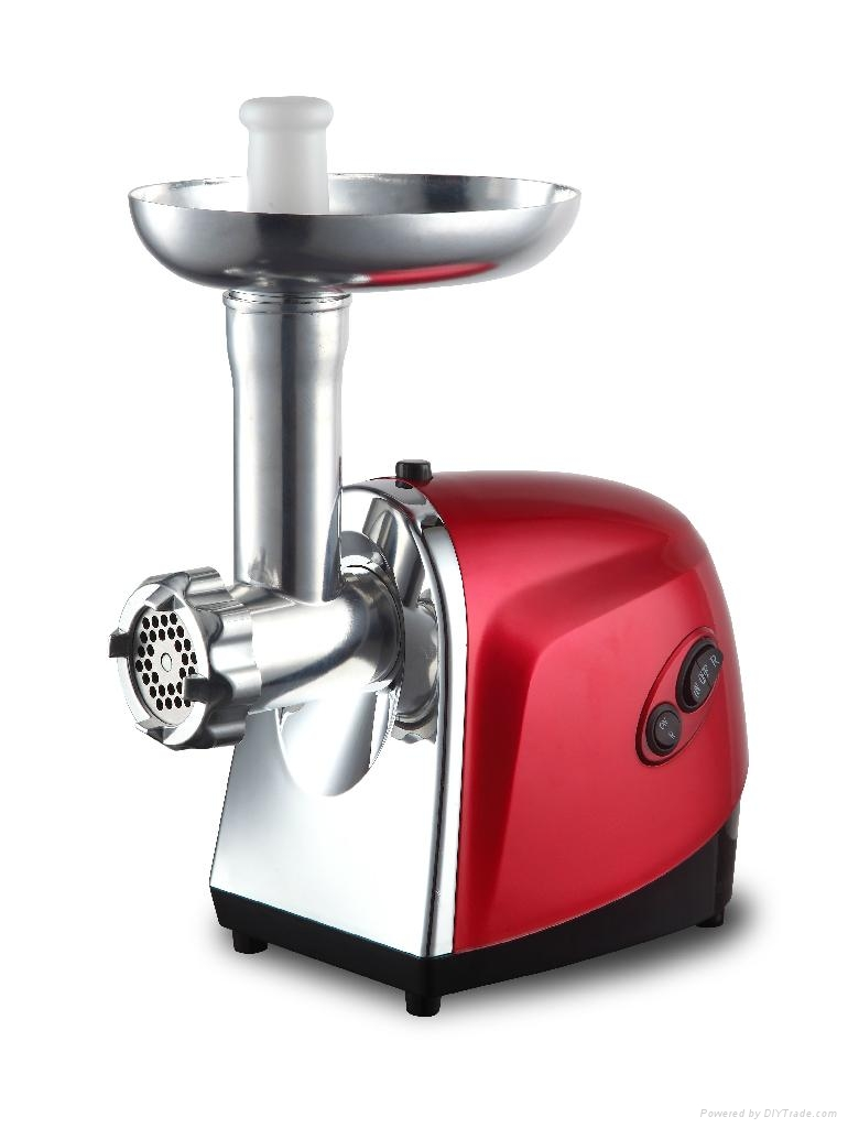 Max 1500W Multifunctional Meat Grinder, Tomato Juicer. Vegetable Cutter 2