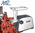 Stainless Steel housing 8840 motor Meat Grinder with GS/CE/RoHS 3