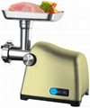 2000W strong power aluminum housing meat grinder with PCB control 5