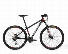 Direct bike factory wholesale Twitter Aluminum alloy MTB bike MANTIS-29ER