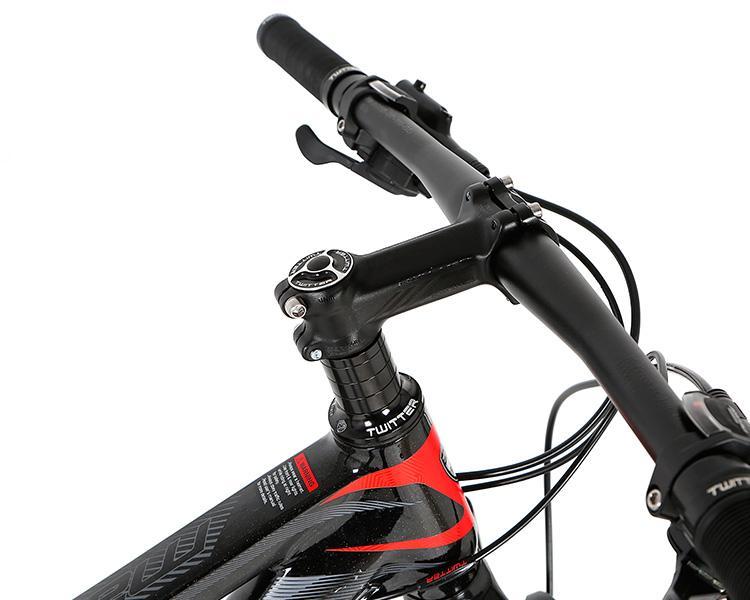 Direct bike factory wholesale Twitter Aluminum alloy MTB bike MANTIS-29ER 2