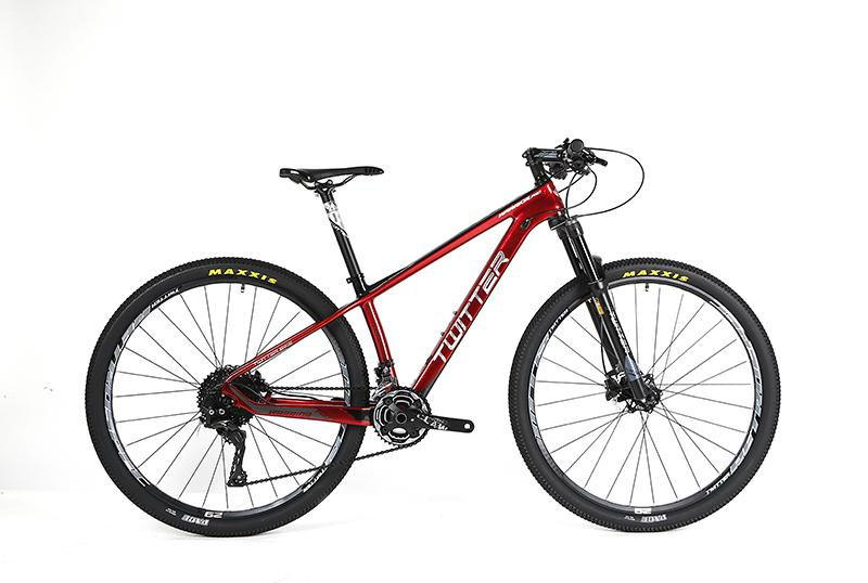 High quality carbon mountain bike TWITTER BICYCLE WARRIOR-PRO-29ER 2