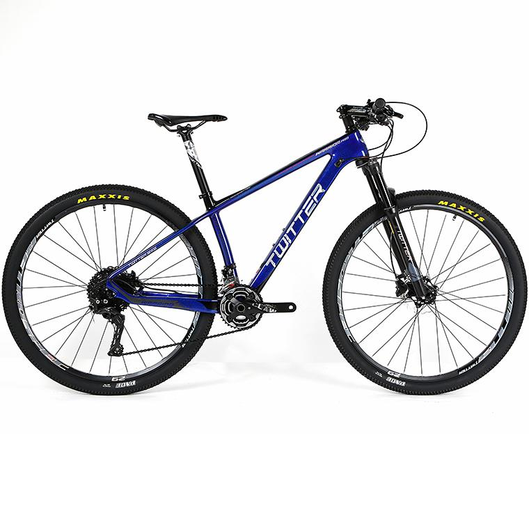High quality carbon mountain bike TWITTER BICYCLE WARRIOR-PRO-29ER 1