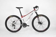 Bike factory TWITTER 27.5''  Aluminum alloy women's mountain bike VENUS'S