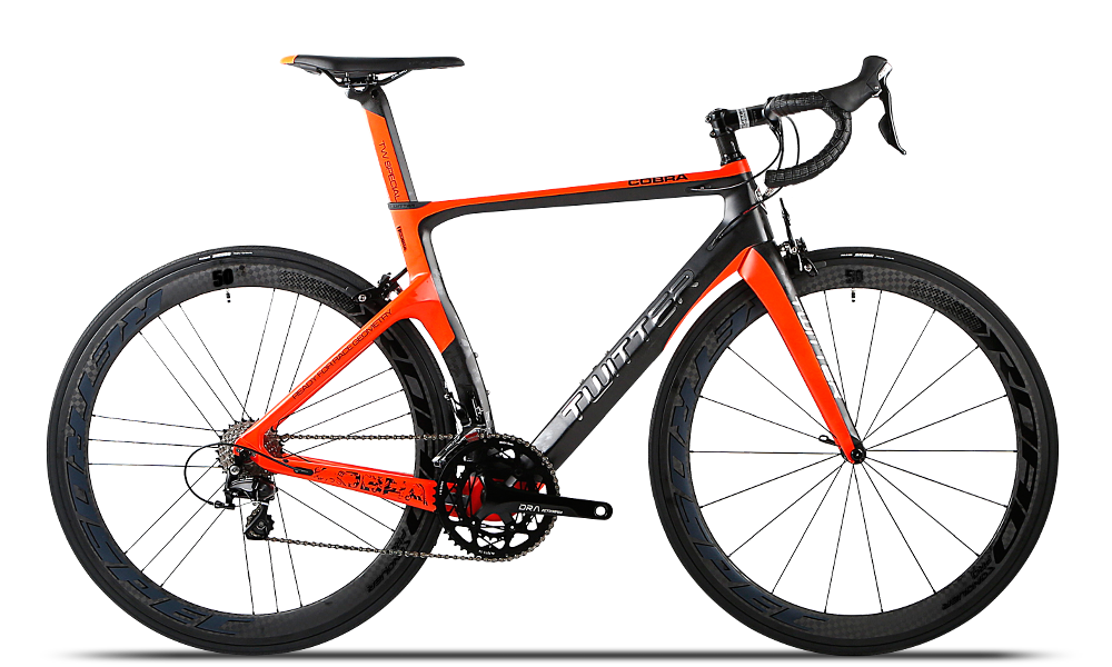 China Bicycle factory TWITTER Carbon road bike COBRA Carbon Wheels 4