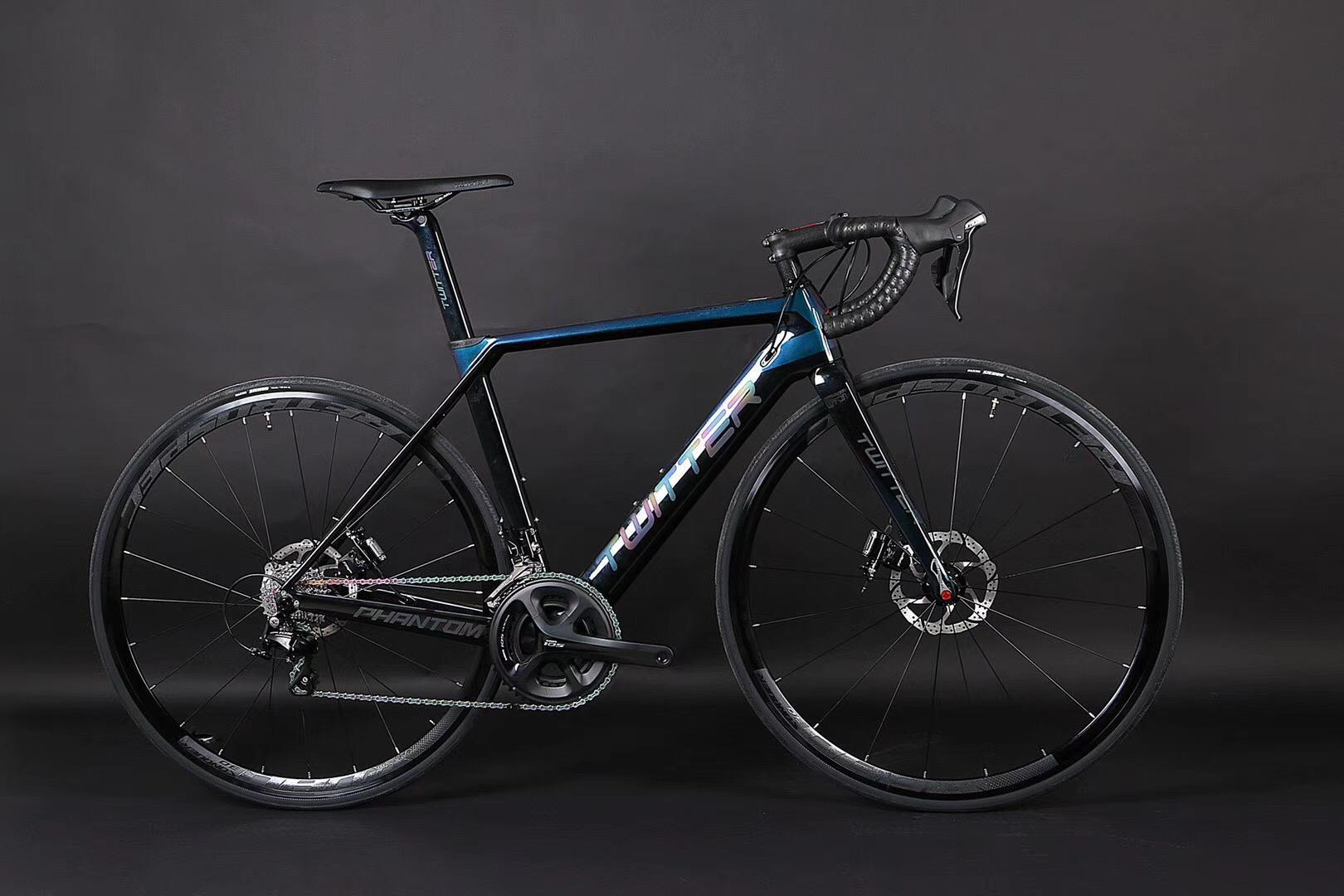 TWITTER carbon road bike  PHANTOM-OFF Road professional road bike  1