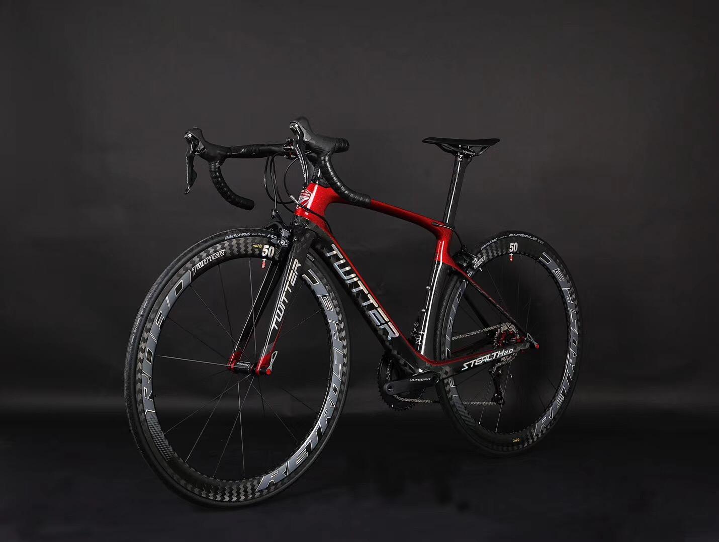 TWITTER carbon road bike STEALTH2.0 Bike factory OEM ODM bike 2