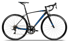 自行车OEM ODM 骓特TWITTER铝合金公路自行车R750 碳纤前叉
