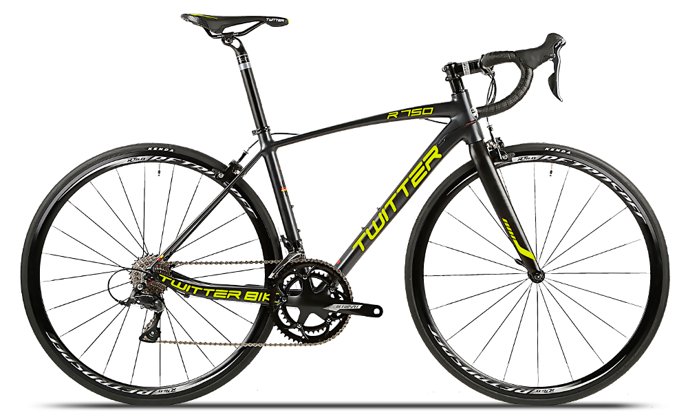 Direct Bicycle Factory TWITTER AL mountain road bike R750 carbon fork  2