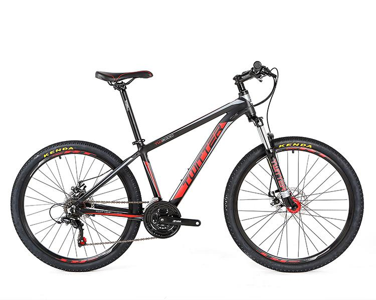 China Bicycle supplier  TWITTER 26'' AL alloy mountain bike TW3000  1