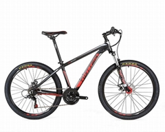 China Bicycle supplier  TWITTER 26'' AL alloy mountain bike TW3000