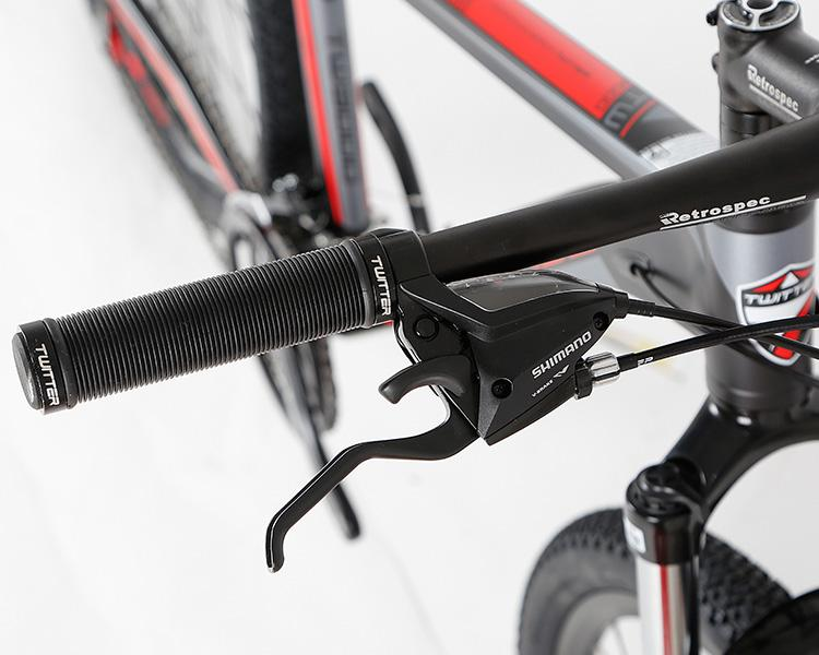 China Bicycle supplier  TWITTER 26'' AL alloy mountain bike TW3000  2