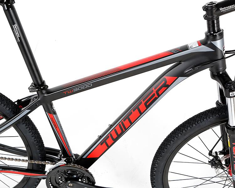 China Bicycle supplier  TWITTER 26'' AL alloy mountain bike TW3000  5