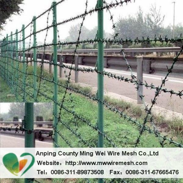 Best Barbed wire ga  anized barbed wire 2