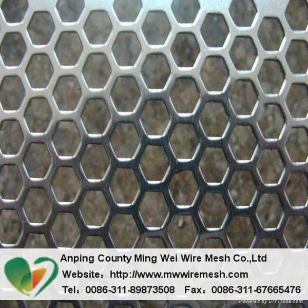 punched metal mesh 2