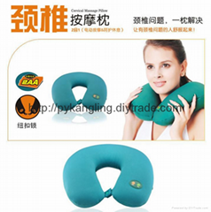 U-Shape Cervical Spondylosis Massage Pillow