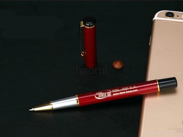 金属签字笔,免费激光刻字 3