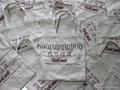 环保购物棉布袋,免费印刷logo 2
