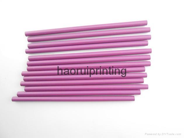 HB wooden pencil print the client's logo 3