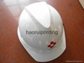 abs塑料安全帽免費印刷企業logo 5