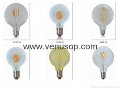G95 Globe LED Lights Bulb Produce Factory Edison E26 110V-130V Lamp Light Bulbs