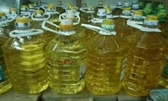 crude sun flower oil,soybean oil