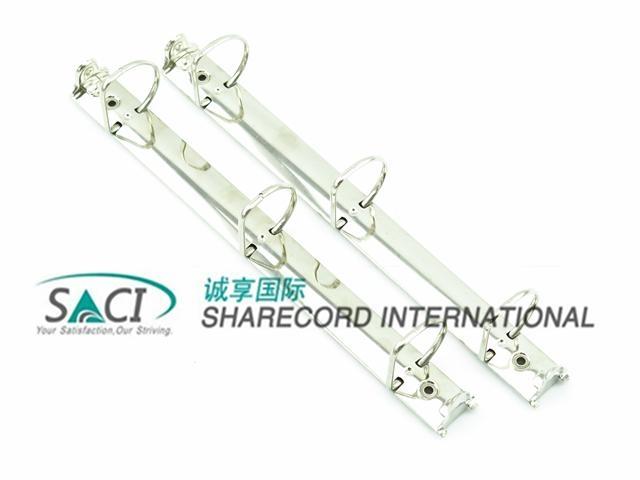 3D ring binder mechanism(trigger open) 1