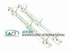 3D ring binder mechanism(trigger open)