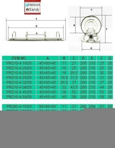 4R/O/D ring mechanism(pull pen) 4