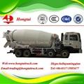 Mixer  Tanker Truck