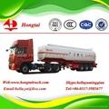 3 Axle 42000 Litres  Oil Tanker Trailer