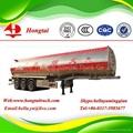 3-Axle 50m3  Aluminum Alloy Oil Tanker