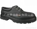低帮耐酸碱安全鞋