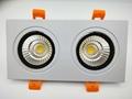 LED双头天花灯 2