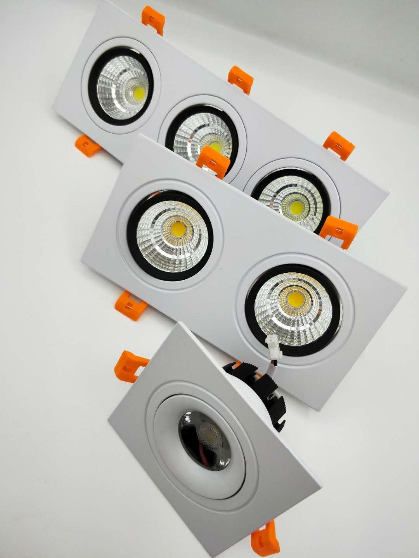 LED双头天花灯 3