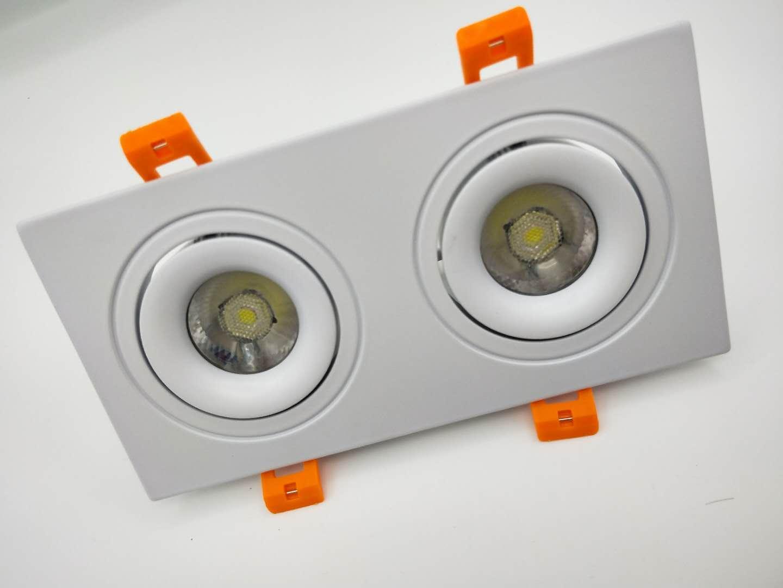 LED双头天花灯 5