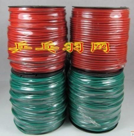 羽毛球乒乓球地膠PVC焊線 2