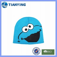 Tiangying  baby boy animal knitted hat