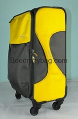Durable handle design easy taking travel bag