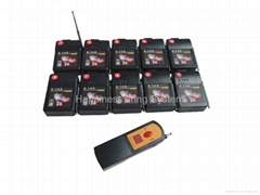 400~500M wireless remote control firing system for fireworks (DBR05-X1-10)
