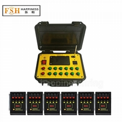 Factory price CE certificate 500M~800M remote control wireless pyrotechnic firew
