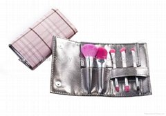 Cosmetic Brush Set - 5pcs  LJLMB-008, suitable for promotional gifts