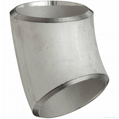 SS pipe fittings ss elbow