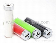 OEM business 2600mAh high quality mobile powerbank charger cheap price