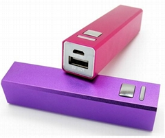 OEM gifts 2600mAh portable OEM powerbank