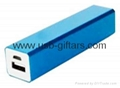 Hot promotion gift 2600mAh portable powerbank mobile charger
