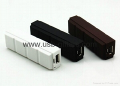 客戶定製類商務禮品移動電源