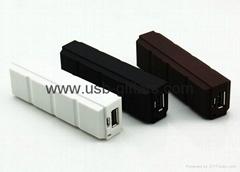 客户定制类商务礼品移动电源