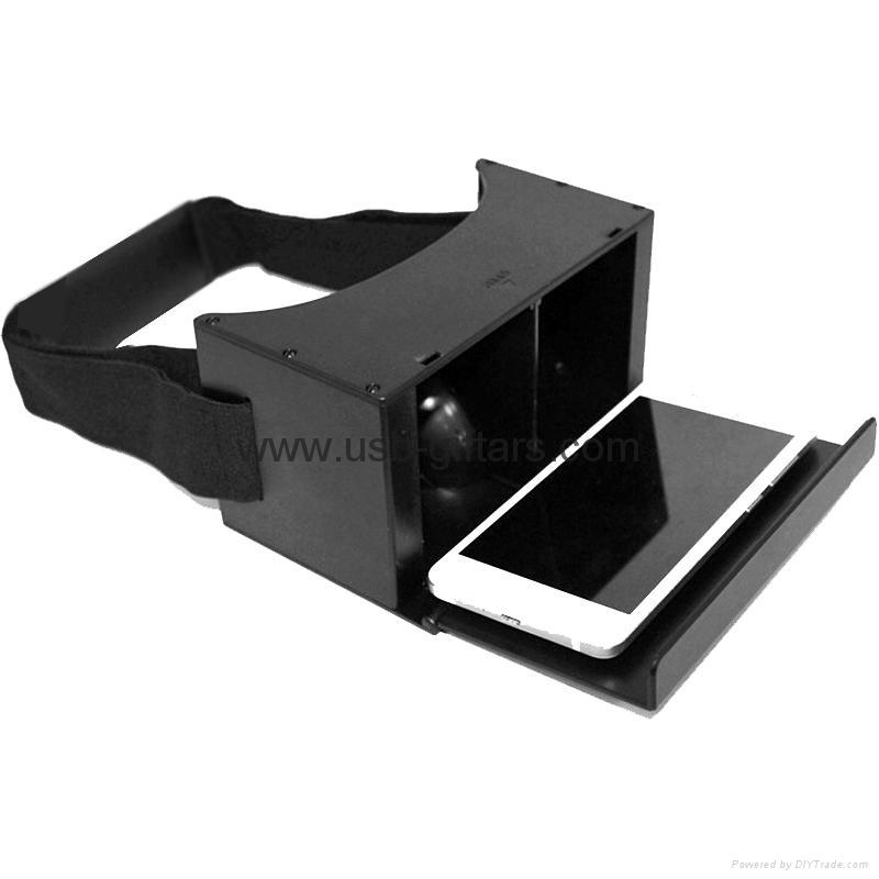 VR 3D 手机电影视频眼镜